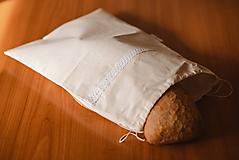 Úžitkový textil - Usmej sa na mňa: Sada bavlnených vrecúšok - 10122047_