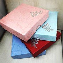 Obalový materiál - Krabička na ruženec  - 10123643_