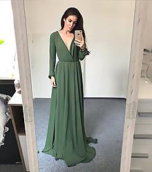 Šaty - Maxi šaty - 10119745_