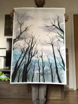 Obraz Začarovaného lesa