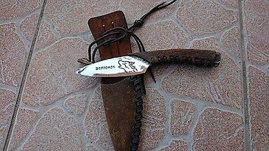Nože - nôž vĺčik - 10120368_