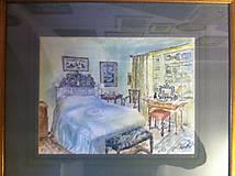 Obrazy - Moja izba - 10121537_