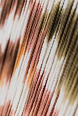 """Dekorácie - Nástenná dekorácia z dreva a vlny """"Karpatská žiara"""" - 10121043_"""