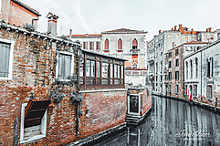 Fotografie - Benátska ulička - 10121500_