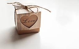 - Darčeková krabička