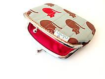 Peňaženky - Peňaženka XL Mačky - 10120201_
