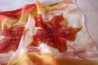 Šály - Květy ve slunci - 10123209_