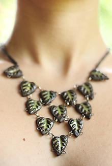 Náhrdelníky - náhrdelník Carpo - 10127985_