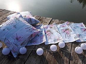 Úžitkový textil - Romantická supravka pre Katku - 10124747_