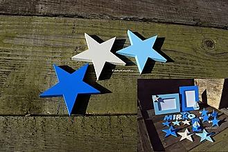 Dekorácie - ...hviezdičky - 10124920_