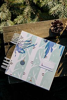 Papiernictvo - Vianočný fotoalbum NORDIC - 10126449_