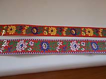 Ozdoby do vlasov - Folklórna spona - 10125905_