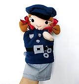 Maňuška policajtka - na objednávku