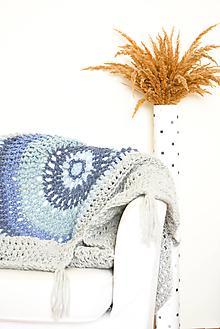 Úžitkový textil - Bohemian... Dreams... deka... #3... 100% vlna - 10125193_