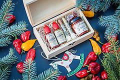 Potraviny - Ostrá chilli truhlica - 10128068_
