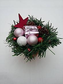 Dekorácie - Vianočná dekorácia I - 10128069_