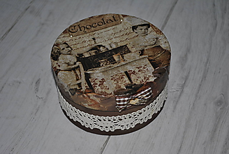 Krabičky - Krabička retro - 10125381_