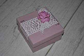 Krabičky - Romantická s ľudovým nádychom - 10125449_