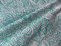 Textil - Baby Monkey King Of Pumpkins - 10124669_