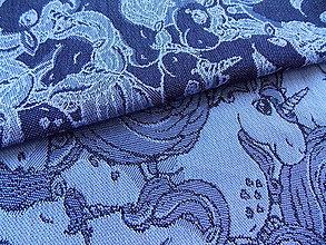 Textil - Baby Monkey Unicorns  - 10125057_