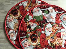 Úžitkový textil - Musical Christmas - 10124928_