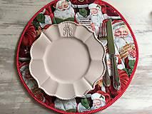 Úžitkový textil - Musical Christmas - 10124931_