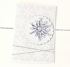 Papiernictvo - vianočná pohľadnica - 10126283_