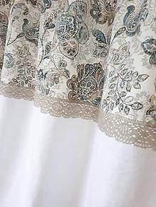 Úžitkový textil - Záclonka pre Lucku - 10127632_
