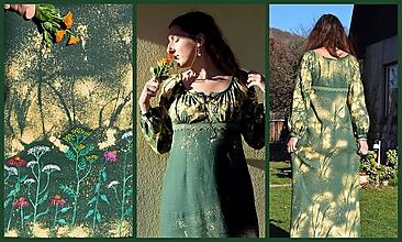 Šaty - Čaro byliniek - 10130333_