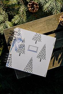 Papiernictvo - Vianočný fotoalbum v severskom štýle - 10130234_