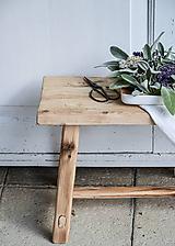 Nábytok - stolček - 10132239_