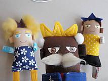 Magnetky - Traja králi a kométa* - 10130253_