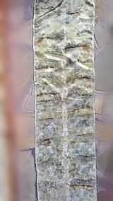Šály - Cveng hodvábu- ekoprint šál - 10128706_