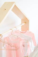 Nábytok - Vešiak na oblečenie - 10131016_