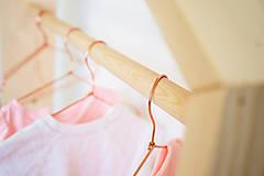 Nábytok - Vešiak na oblečenie - 10131017_