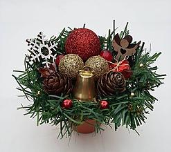 Dekorácie - Vianočná dekorácia II - 10129230_