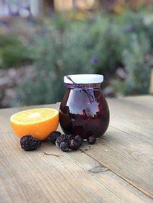 Potraviny - Čaj pomeranč s ostružinou a černým rybízlem - 10131950_