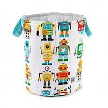 Hračky - Kôš na hračky - látkový Ja ROBOT - 10131168_