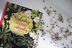 - Kniha Bylinky z babičkinej záhrady - 10130829_