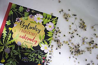 Knihy - Kniha Bylinky z babičkinej záhrady - 10130829_