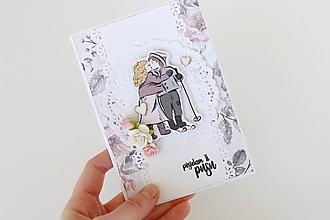 Papiernictvo - Pohľadnica so sloníkom - 10131892_
