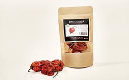 Potraviny - Sušené celé chilli papričky  -  HABANERO 🔥🔥🔥🔥 - 10131512_