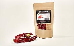 Potraviny - Sušené celé chilli papričky -  JALAPENO 🔥🔥 - 10131515_