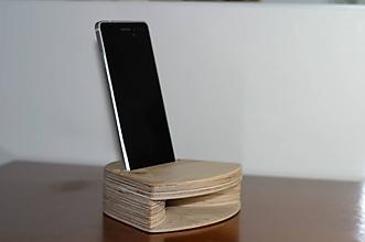 Na mobil - MDfone - akustický drevený reproduktor - 10132250_