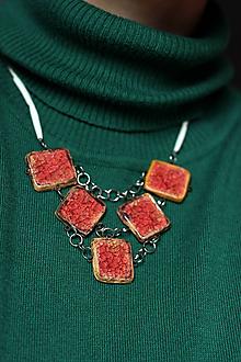 Náhrdelníky - náhrdelník Blaho - 10133111_