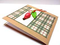 Papiernictvo - Pohľadnica ... Šípkový čaj II - 10135301_