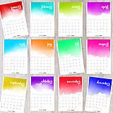 Papiernictvo - MADEBOOK - kalendár 2019 - 10132828_