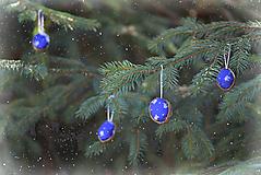 Dekorácie - Vianočné oriešky - ozdoby - 10135182_