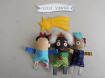 Magnetky - Traja králi a kométa* - 10136880_