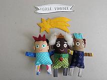 Magnetky - Traja králi a kométa* - 10136882_
